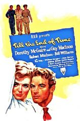 Till the End of Time 1946 DVD - Dorothy McGuire / Guy Madison
